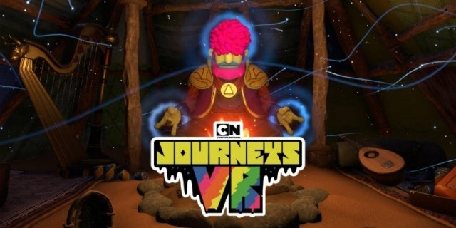 Cartoon Network Announces Wizard-Guided Multidimensional VR Experience