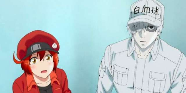 Cells At Work Play Reveals Live-Action Character Posters