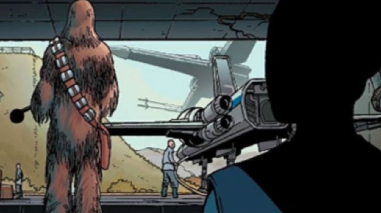 Star Wars Comic Gives Fans the Moment They've Been Demanding 4 Years to See
