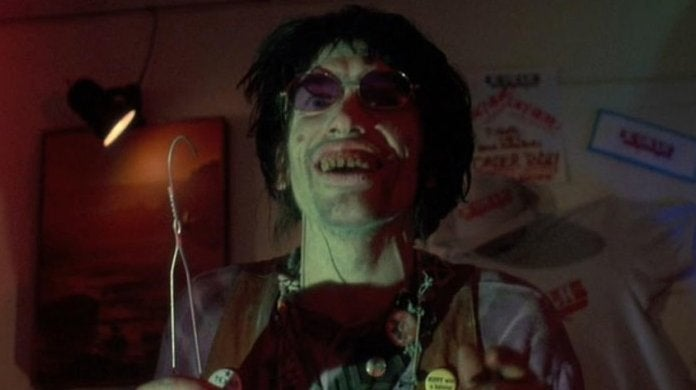 chop top sawyer texas chainsaw massacre 2 1986