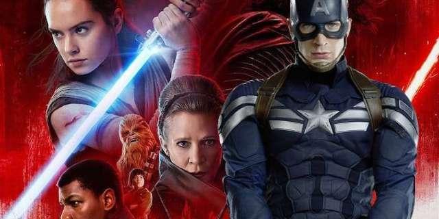 Chris Evans Volunteers as Tribute For Kevin Feige's Star Wars Movie