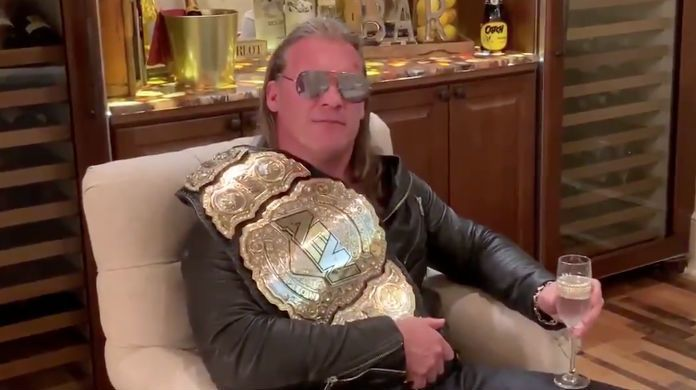 Chris-Jericho-AEW-Championship