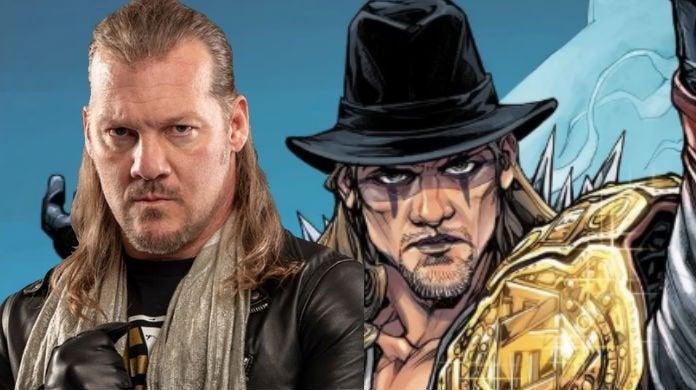 Chris-Jericho-AEW-DC-Comics