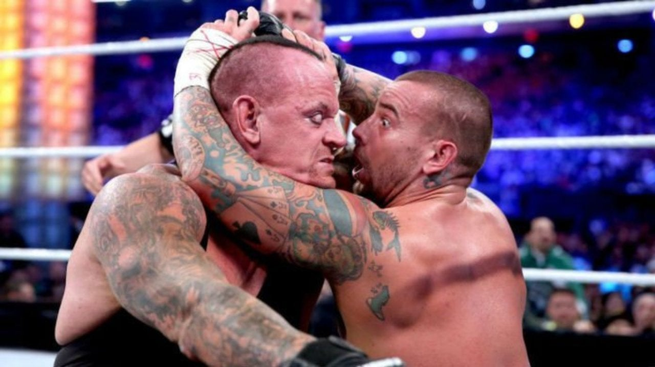 CM Punk Reveals How He Felt About His WrestleMania 29 Match With The Undertaker