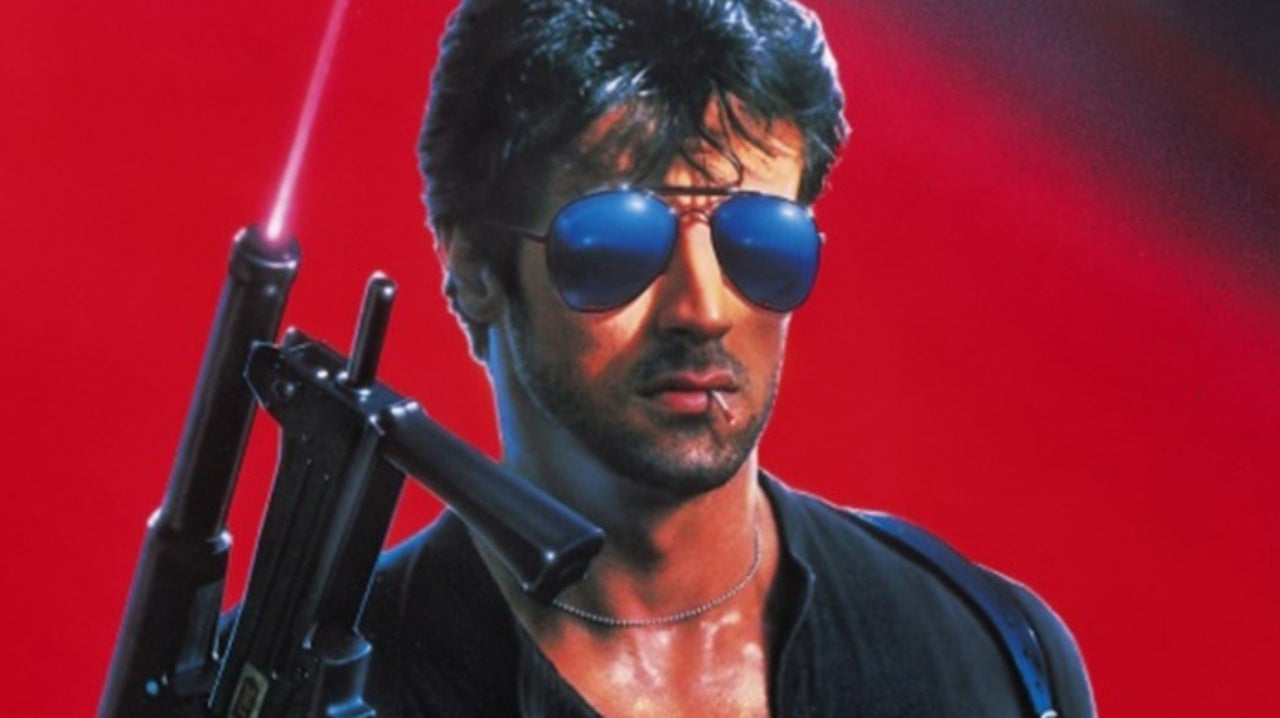 Sylvester Stallone Is Working On A Cobra Reboot As A TV Series