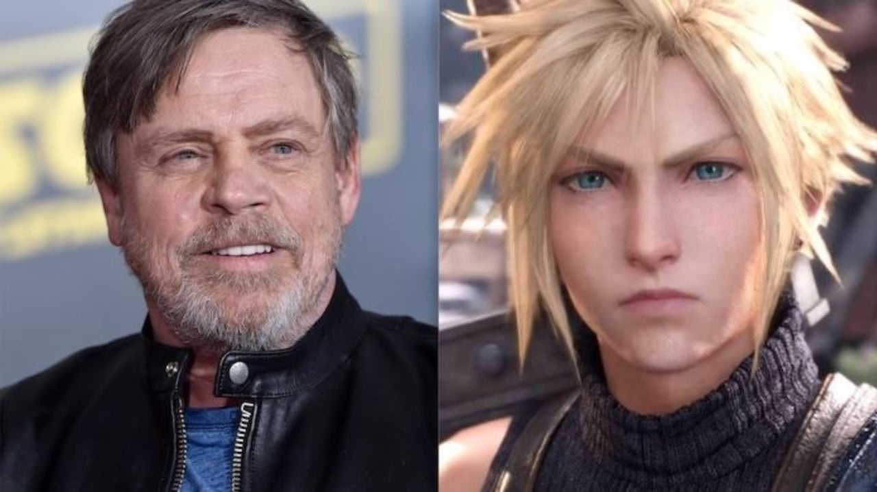 Final Fantasy VII Remake Fans Are Convinced Mark Hamill Is in the Game