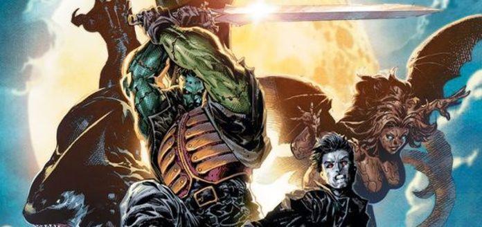 Comic Reviews - Gotham City Monsters #1
