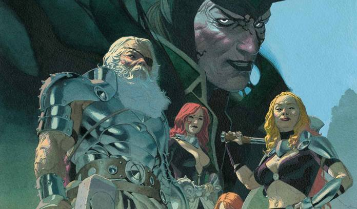 Comic Reviews - King Thor #1