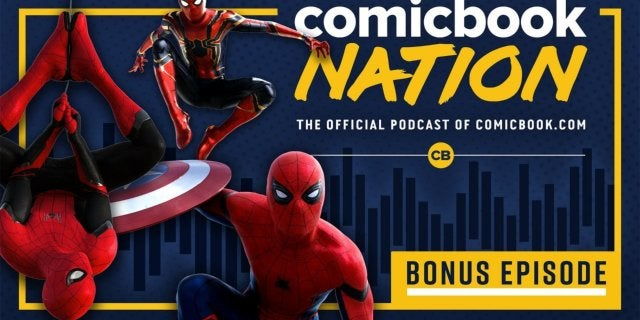 ComicBook Nation Bonus Episode: Marvel and Sony's New Spider-Man Deal