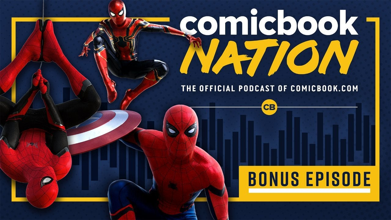 ComicBook Nation Podcast Marvel Sony New Spider-Man Deal Details MCU Spinoff Movies