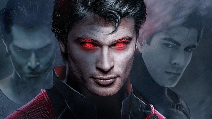 crisis on infinite earths superman fanart