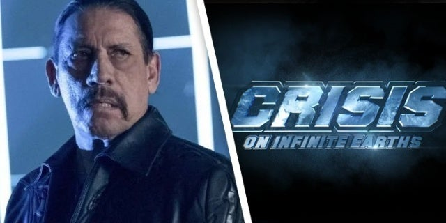"""The Flash's Dany Trejo on Crisis on Infinite Earths: """"If They Call Me, I'm There"""""""