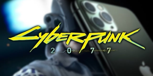 Was the iPhone 11's Camera Inspired by Cyberpunk 2077?