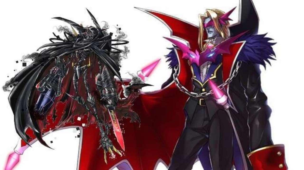 Digimon Reveals New Dark Antibody Designs