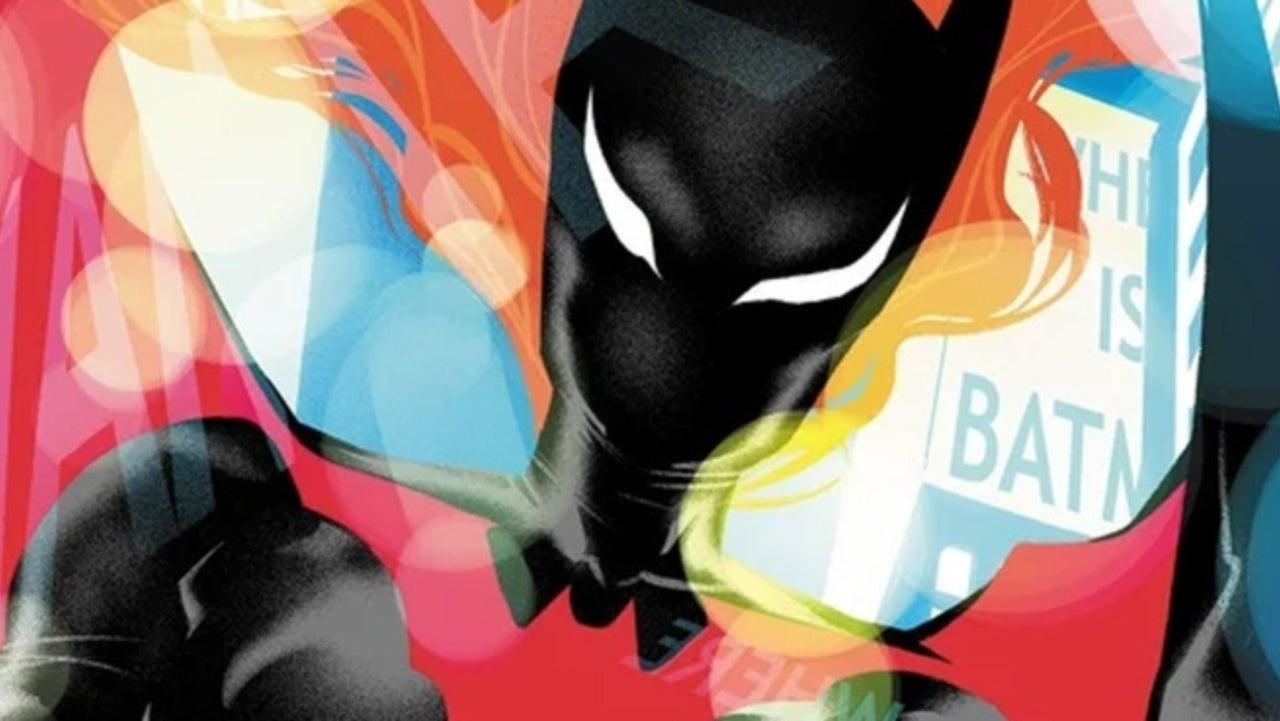 DC Teases Female Batman Beyond