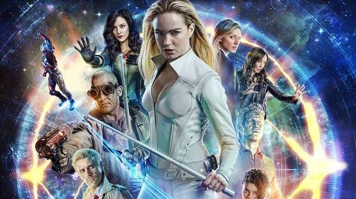 DC Legends of Tomorrow BD Boxart2