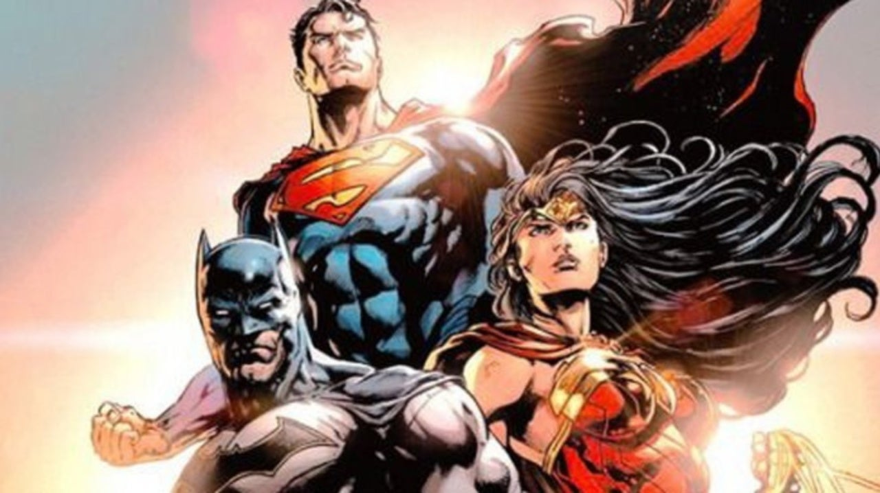 One of DC's Most Popular Couples Just Split
