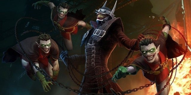 DC Universe Online Releases Dark Nights: Metal Episode Featuring The Batman Who Laughs