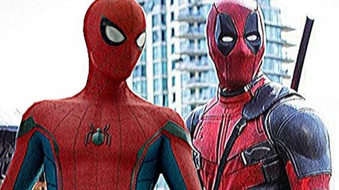 Deadpool 3 Movie Spider-Man