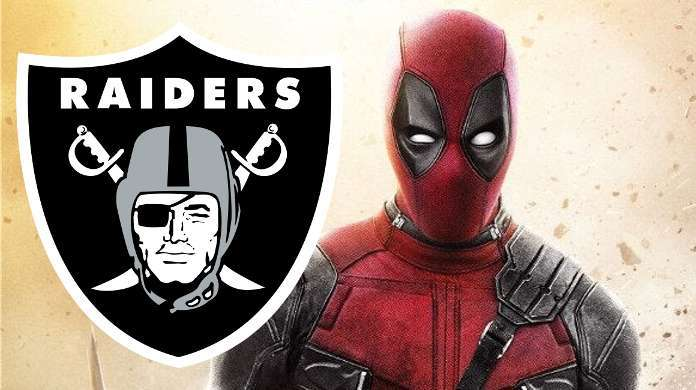 Deadpool Oakland Raiders