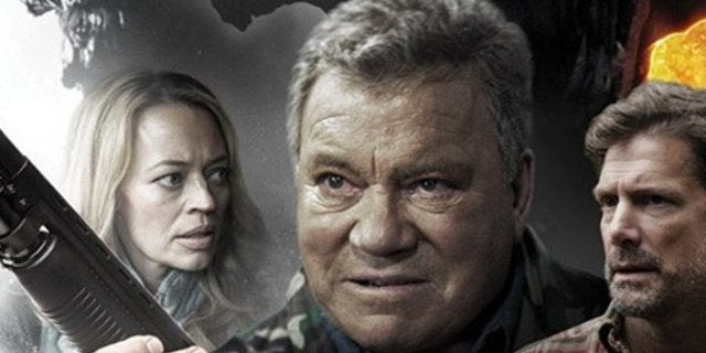 Devil's Revenge Trailers Sends Star Trek's William Shatner, Jeri Ryan to Hell