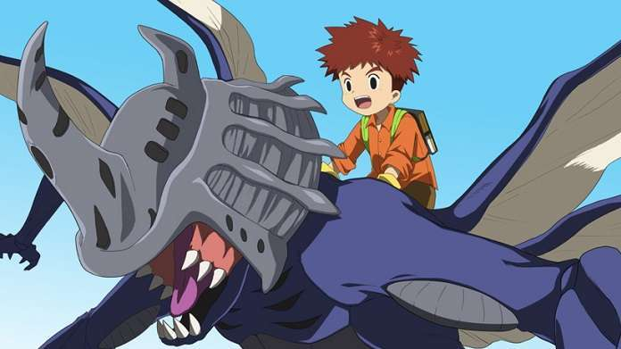 Digimon Kabuterimon