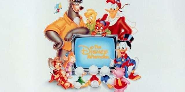 Is Disney+ Teasing Darkwing Duck, Talespin, Ducktales & Chip N Dale?