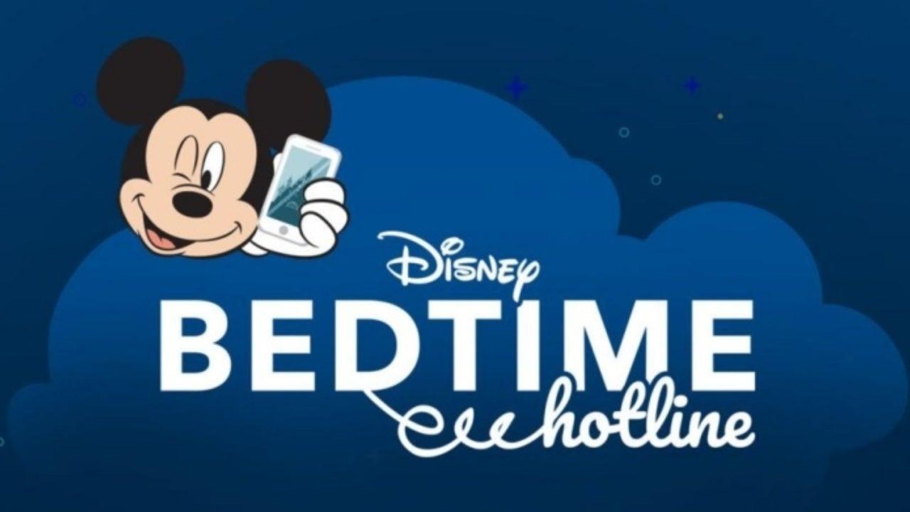 Disney Bedtime Hotline Returns