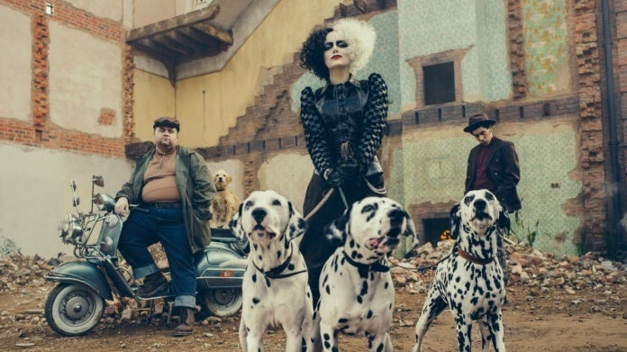 Disney Cruella Emma Stone