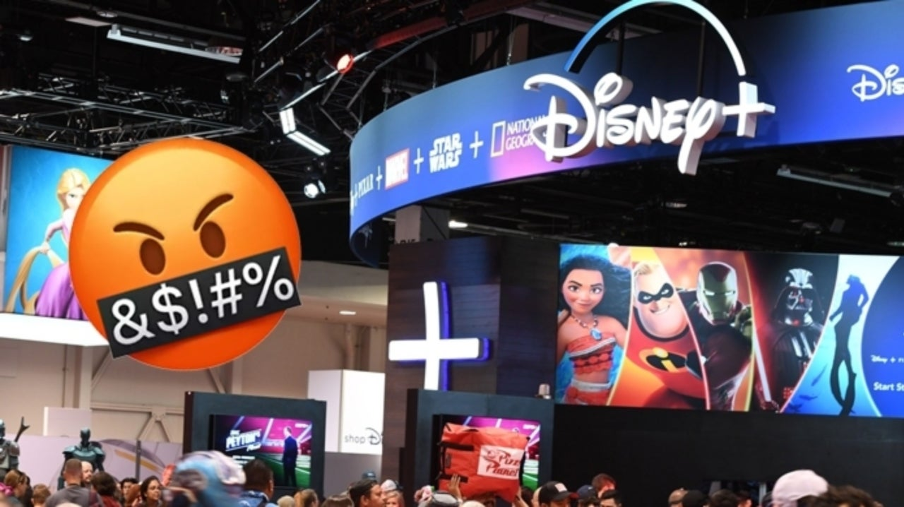 Disney+ Confirmed to Include a Movie With F-Bombs