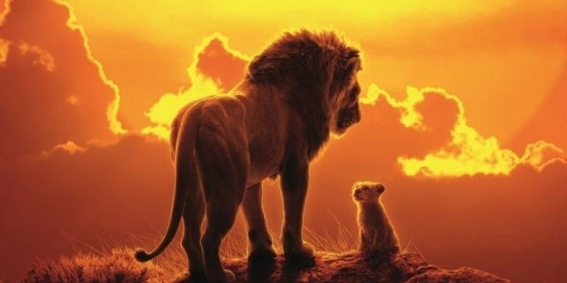 The Lion King Is Now Streaming on Disney+