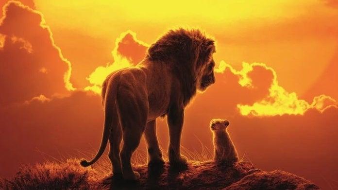 Disney The Lion King 2019