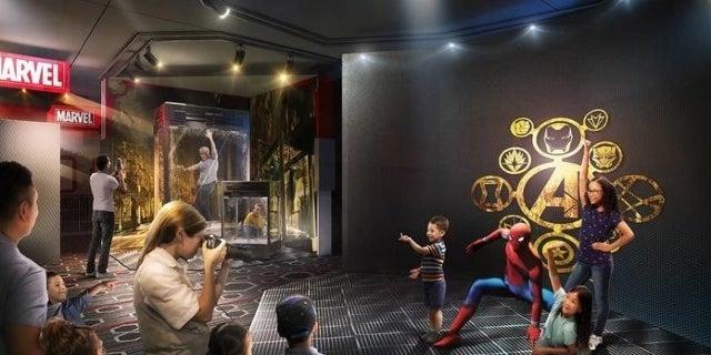 Disney Reveals Marvel Hotel Opening at Disneyland Paris