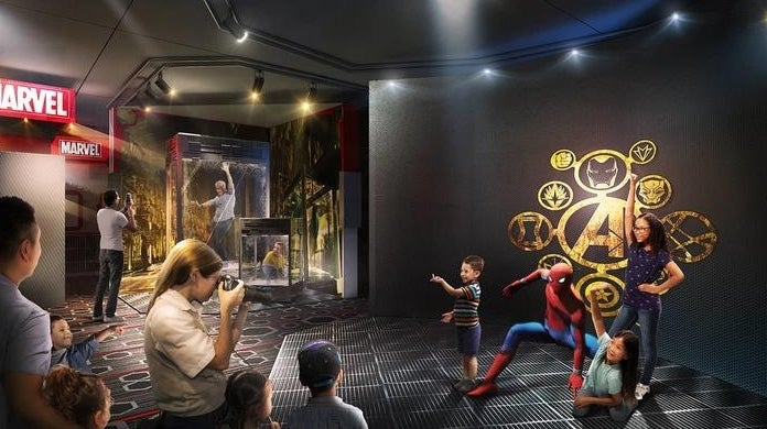 disneyland paris marvel hotel