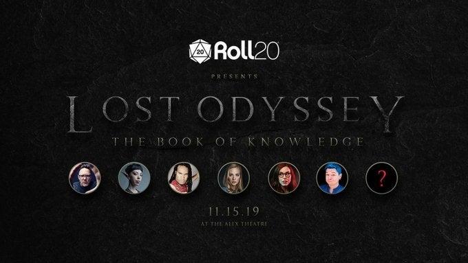 dnd lost odyssey