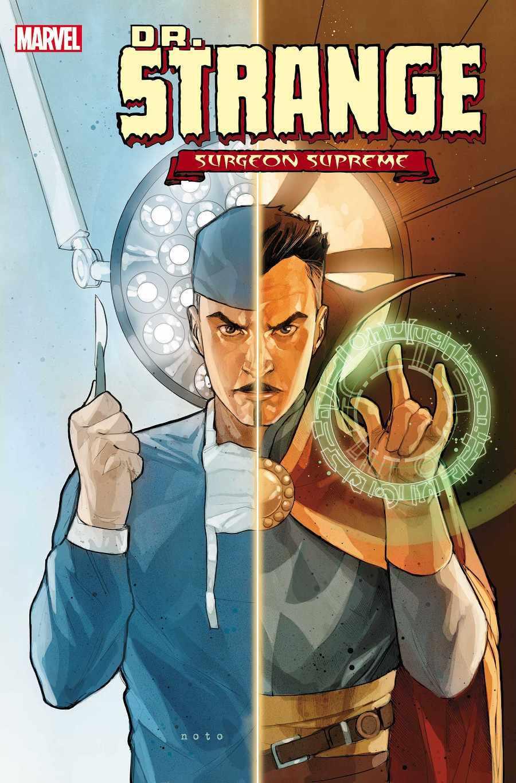 Doctor Strange #1 2019