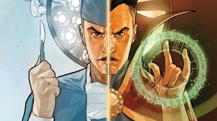 Doctor Strange Surgeon Supreme