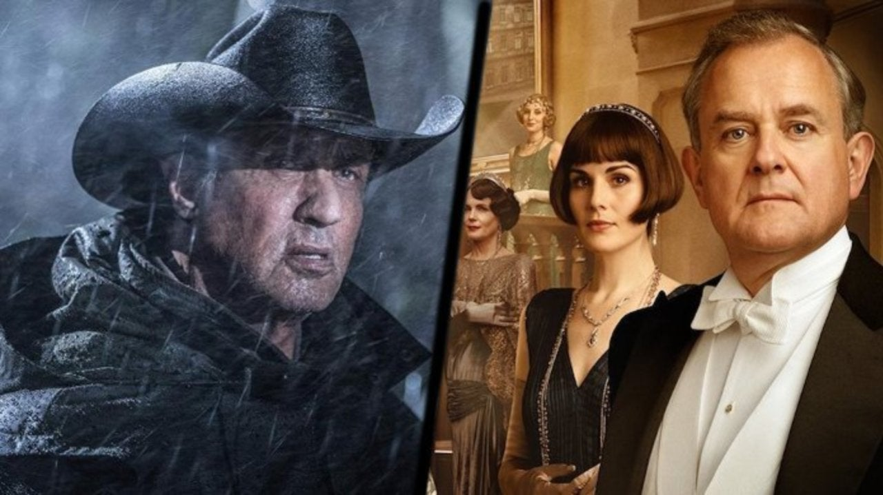 Downton Abbey Tops Rambo: Last Blood at the Box Office