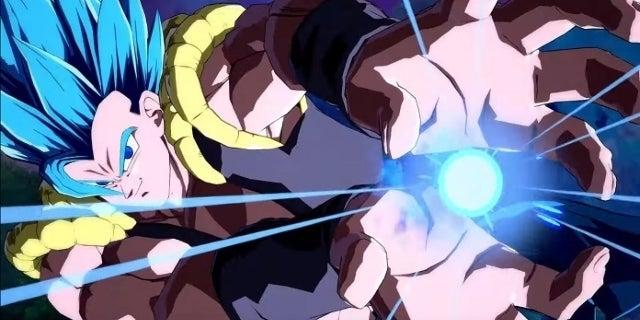 Dragon Ball FighterZ's Super Saiyan Blue Gogeta Release Date Revealed