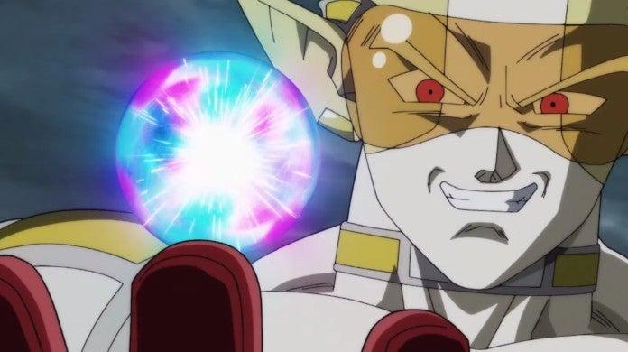 Dragon Ball Heroes Universe Seed