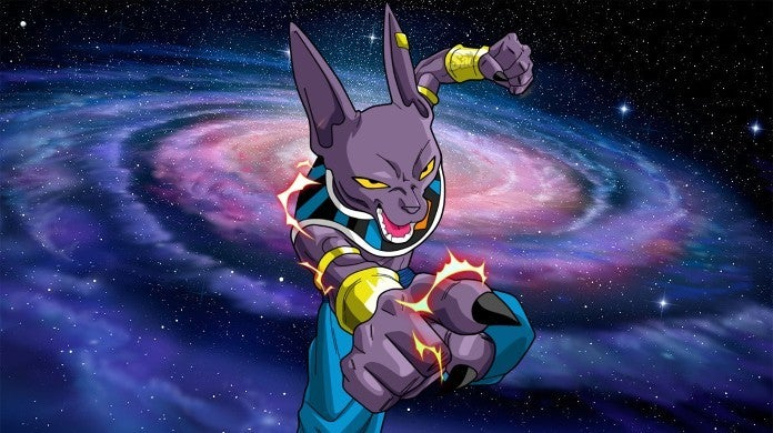 Dragon Ball Super Beerus Destroyer Real Life Galaxy Killer