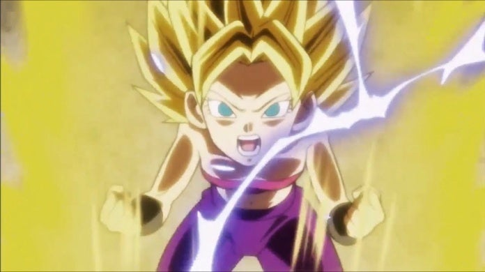 Dragon Ball Super Caulifla Kale Spinoff Anime Manga Series
