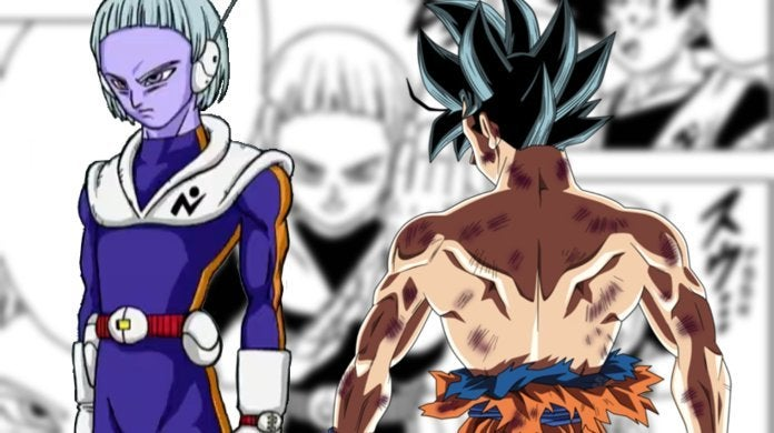 Dragon Ball Super Chapter 52 Merus Goku Secret
