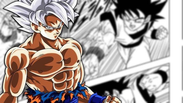 Dragon Ball Super Chapter 52 Ultra Instinct Goku Training