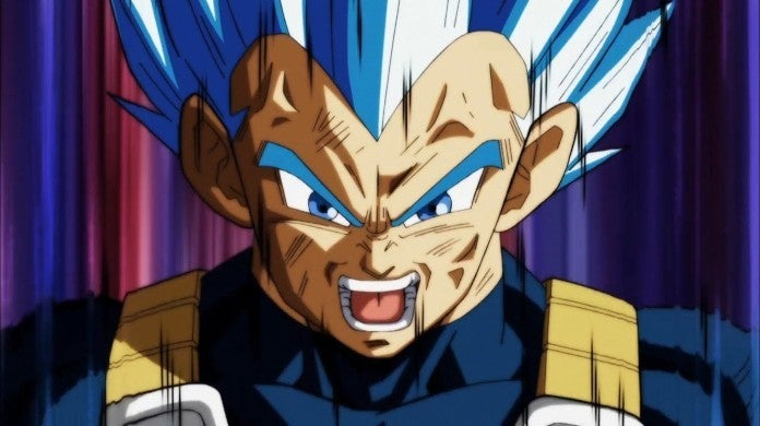 Dragon Ball Super Episode 126 Vegeta