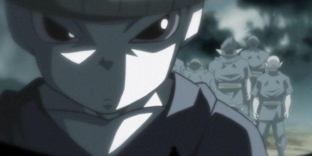 Dragon Ball Super Jiren Origin Story Arc Miniseries OVA