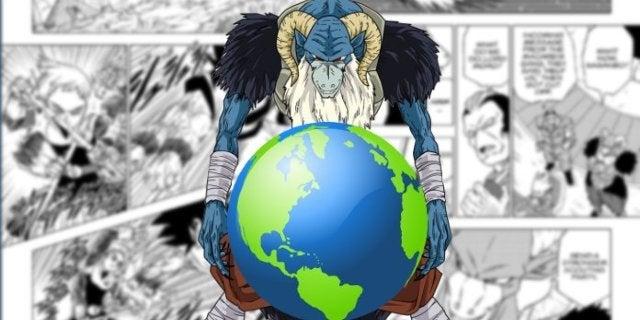 Dragon Ball Super Manga Chapter 52 Moro Final Battle Earth