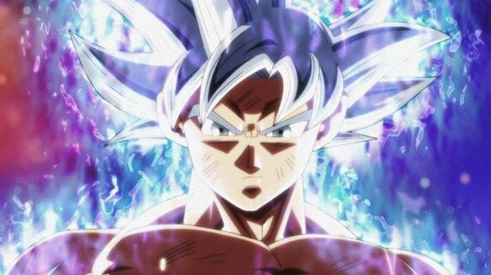 Dragon Ball Super Mastered Ultra Instinct Goku