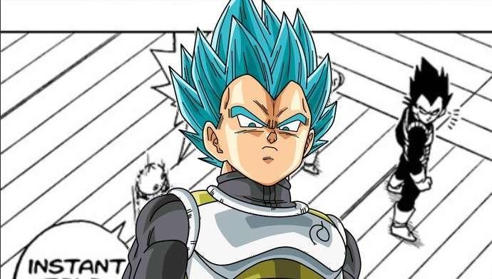 Dragon Ball Super Vegeta