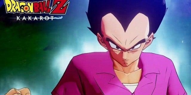 Dragon Ball Z: Kakarot Reveals New Vegeta Gameplay